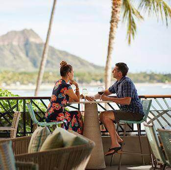 Outrigger Waikiki Beach Resort, Honolulu Every 5th Night Free and Club Lounge Access
