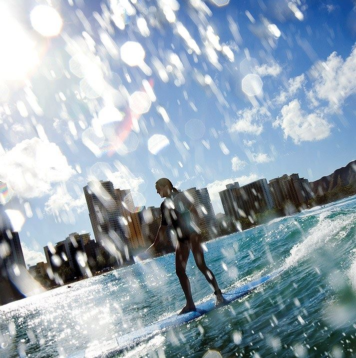 Outdoor Activities at Outrigger Waikiki Beach Resort, Honolulu