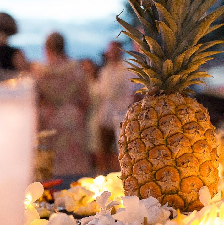Outrigger Waikiki Beach Resort, Honolulu Pineapple Cocktail