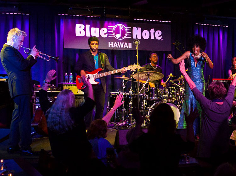 Blue Note Hawaii
