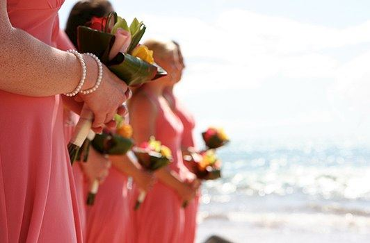 Hawaiian Vow Renewal Ceremony Outrigger Waikiki Beach Resort, Honolulu